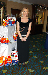 HRH PRINCESS MICHAEL OF KENT at the annual SPARKS Winter Ball in the presence of HRH Princess Michael of Kent held at the London Hilton Hotel, Park Lane, London W1 on 15th December 2005.<br /><br /><br />NON EXCLUSIVE - WORLD RIGHTS