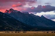 Grand Teton. Jackson, Wyoming. September 2018. ©Ciro Coelho/InwardRide.com