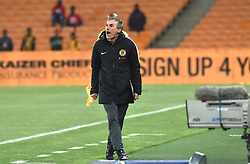 SOUTH AFRICA: JOHANNESBURG: Kaizer Chiefs head coach Giovanni SolinasBlack gestures during the ABSA premiershipo against Leopards FC at the FNB stadium, Gauteng.<br />Picture: Itumeleng English/African News Agency (ANA)<br />Picture: Itumeleng English/African News Agency (ANA)