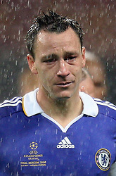 File photo dated 21-05-2008 of Chelsea's John Terry.