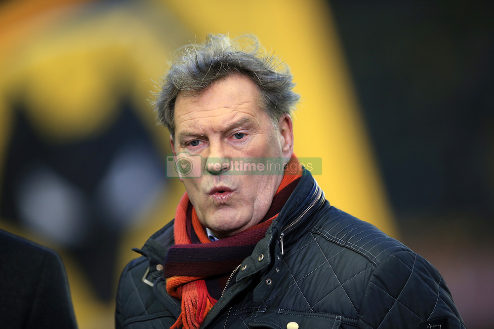 18 February 2017 - The FA Cup - (5th Round) - Wolverhampton Wanderers v Chelsea - Former footballer Glenn Hoddle - Photo: Marc Atkins / Offside.