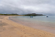 Post Office Bay at Floreana (Charles), galapagos. Charles Darwin landed here on the 24th September 1835.