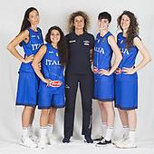20180601 Nazionale Italiana Femminile 3x3