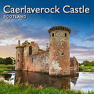 Caerlaverock Castle, Scotland - Pictures Images Photos