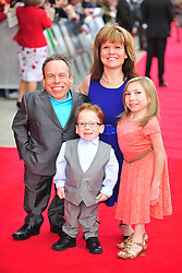 © Licensed to London News Pictures. 31/03/2012. Watford, England. Warwick Davis attends The Warner Bros. Studio Tour London - The Making of Harry Potter ** GRAND OPENING at Leavesden Studios near Watford Hertfordshire  Photo credit : ALAN ROXBOROUGH/LNP