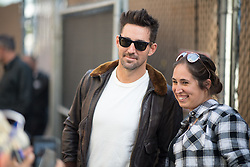 Jake Owen is seen at 'Jimmy Kimmel Live' in Los Angeles, California. NON EXCLUSIVE November 13, 2018. 13 Nov 2018 Pictured: Jake Owen. Photo credit: RB/Bauergriffin.com / MEGA TheMegaAgency.com +1 888 505 6342
