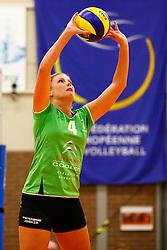 20141217 NED: Challenge Cup, Coolen Alterno - VDK Gent: Apeldoorn<br />Lisette Stindt, Coolen Alterno<br />©2014-FotoHoogendoorn.nl / Pim Waslander