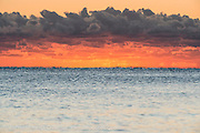 Singer Island, Florida, United States sunrise. Image available as a premium quality aluminum print ready to hang.