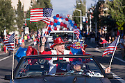 Independence Day Parade, July 4th 2016. Port Angeles, WA.