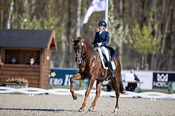 Haazen Jeannette, NED, Kingsley D Day FS<br /> CDI 3* Opglabeek<br /> © Hippo Foto - Dirk Caremans<br />  23/04/2021