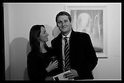 SAMANTHA CREW; RICHARD WINTON, Behind the Silence. private view  an exhibition of work by Paul Benney and Simon Edmondson. Serena Morton's Gallery, Ladbroke Grove, W10.  4 November 2015.