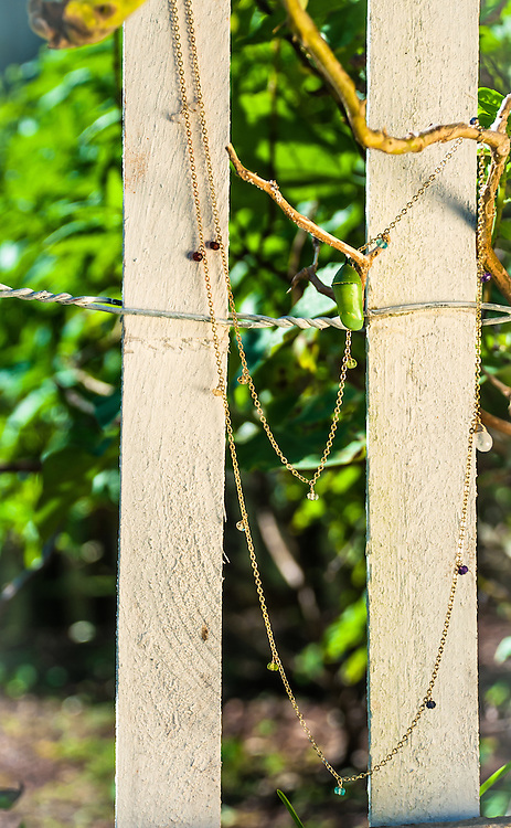 Noelani Designs Rosary Necklace