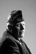 Wayne Hutchison<br /> Navy<br /> E-6<br /> Career Retention, Navy Counselor<br /> May 19, 1982 - Sept. 4, 1994<br /> Desert Shield, Desert Storm<br /> <br /> Veterans Portrait Project<br /> St. Louis, MO