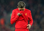 250117 Liverpool v Southampton EFL Cup