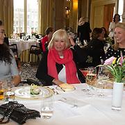 NLD/Amsterdam/20160321 - The Strong Woman Award 2016, Romy Monteiro, Willeke Alberti, en Pernille la Lau