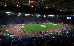 File photo dated 11-03-2009 of General view of the Stadio Olimpico in Rome. Issue date: Tuesday June 1, 2021.