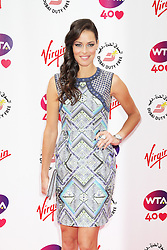 © Licensed to London News. Ana Ivanovic, Pre-Wimbledon Party, Kensington Roof Gardens, London UK, 20 June 2013. Photo credit : Richard Goldschmidt/Piqtured/LNP