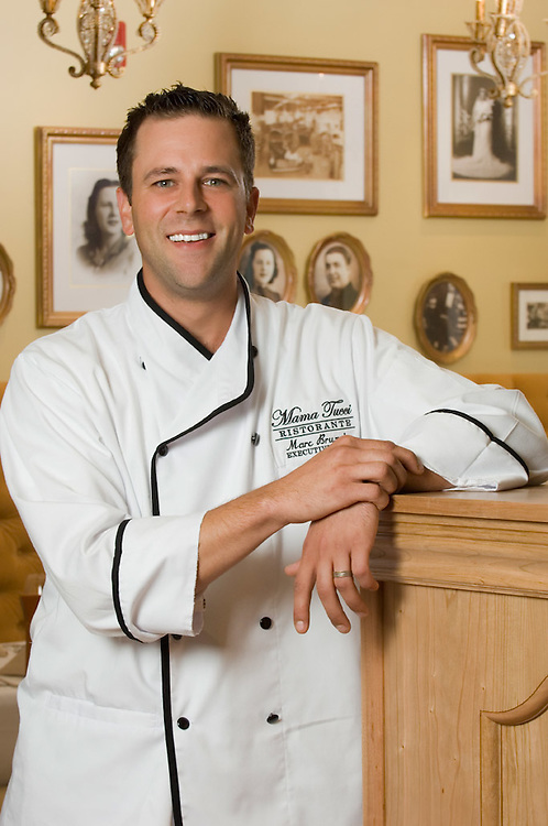 Chef Marc Bruzzi