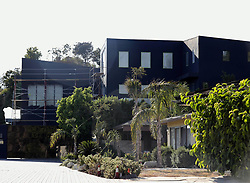 EXCLUSIVE: Chrissy Teigan & John Legend's White House Painted Black in Makeover. They purchase it for $14 million in 2016. 26 Oct 2017 Pictured: Chrissy Teigan & John Legend's White House Painted Black in Makeover. They purchase it for $14 million in 2016. Photo credit: APEX / MEGA TheMegaAgency.com +1 888 505 6342