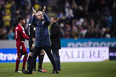 Sweden v Luxembourg - 07 Oct 2017