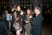 VICTORIA MIRO; GRAYSON PERRY; WARNER, Grayson Perry 50th birthday party. Finsbury Town Hall. London. 26 March 2010