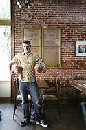 Gabriel Rucker, chef at Le Pigeon Restaurant, Portland, Oregon