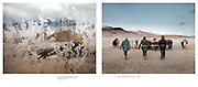 Pamir - Oubliés sur le toit du monde.<br /> Available in FRENCH and GERMAN<br /> 246 pages<br /> 12 years of work<br /> Text by ©Matthieu and Mareile Paley and ©Ted Callahan (anthropologist).<br /> Editions de la Martinière
