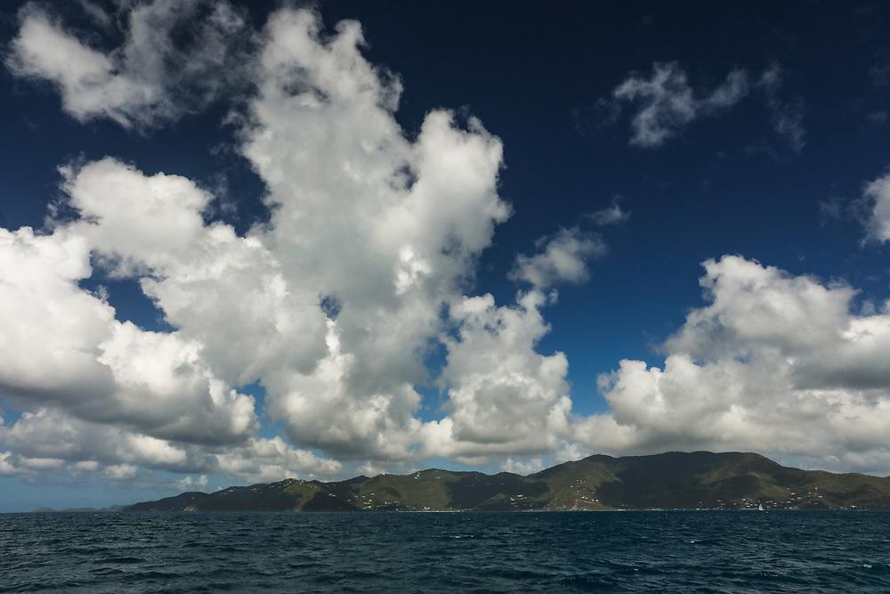 2017 trip to the British Virgin Islands.