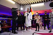 Boxen: ECB Fightnight, Köln, 15.05.2021<br /> Manuel Charr (GER) - Christopher Lovejoy (USA)<br /> © Torsten Helmke
