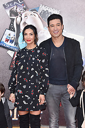 Mario Lopez attends the premiere of Universal Pictures' 'Sing' on December 3, 2016 in Los Angeles, California. Photo by Lionel Hahn/AbacaUsa.com