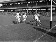 All Ireland Colleges Hurling Final,.Munster v Leinster, .04.04.1954, 4th April 1954,