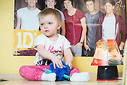 YOUNGEST 1D FAN EVER- ALSO HAS RAREST CANCER EVER...<br />