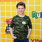 NLD/Amsterdam/20180325 - Nickelodeon Kid's Choice Awards 2018, Matheu Hinzen
