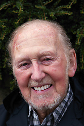 Portrait of Elderly man smiling,