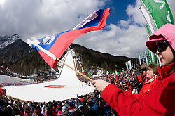 Planica during Flying Hill Team Second Round at 4th day of FIS Ski Flying World Championships Planica 2010, on March 21, 2010, Planica, Slovenia.  (Photo by Vid Ponikvar / Sportida)