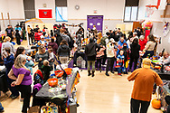 Middletown, New York - YMCA of Middletown Halloween events on Oct. 27, 2018.
