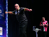 Wayne Warren during the BDO World Professional Championships at the O2 Arena, London, United Kingdom on 11 January 2020.