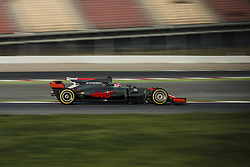 February 27, 2017 - KEVIN MAGNUSSEN (DAN) drives on the track during day 1 of Formula One testing at Circuit de Catalunya, Spain (Credit Image: © Matthias Oesterle via ZUMA Wire)
