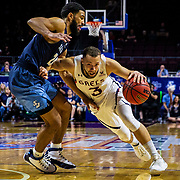 Mar 11 2019  Las Vegas, NV, U.S.A. St. Mary's guard Jordan Ford (3) drives to the basket during the NCAA  West Coast Conference Men's Basketball Tournament semi -final between the San Diego Toreros and the Saint Mary's Gaels 69-62 win at Orleans Arena Las Vegas, NV.  Thurman James / CSM