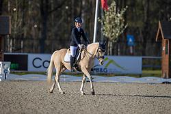 Westerink Yasmin, NED, Cognac IX<br /> CDI 3* Opglabeek 2021<br /> © Hippo Foto - Dirk Caremans<br /> 24/04/2021