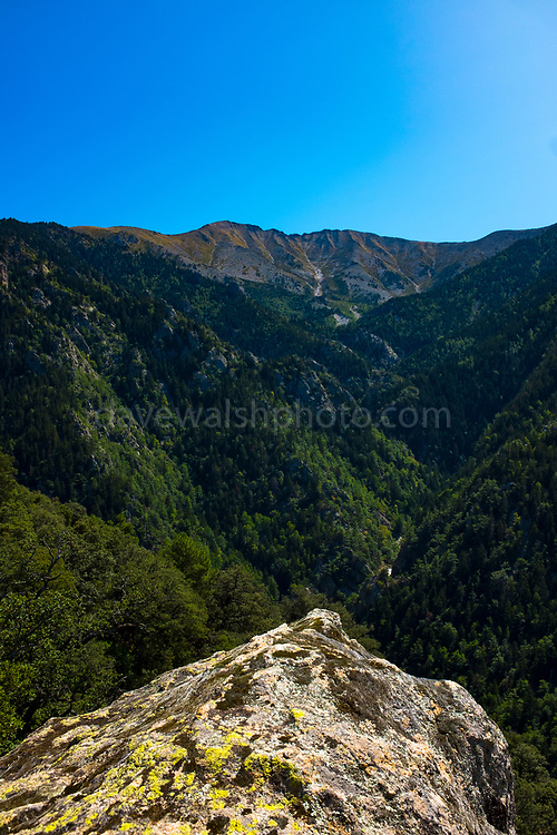 Canigou mountain, Vernet Les Bains