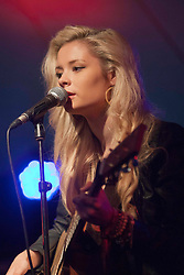 Nina Nesbitt at the Howards End tent..Sunday at Rockness 2012..©Michael Schofield..