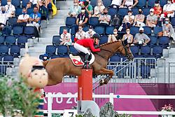 Bodenmuller Eveline, SUI, Violine de la Brasserie, 265<br /> Olympic Games Tokyo 2021<br /> © Hippo Foto - Dirk Caremans<br /> 02/08/2021