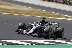 July 6, 2018 - Silverstone, Great Britain - Motorsports: FIA Formula One World Championship 2018, Grand Prix of Great Britain, .#44 Lewis Hamilton (GBR, Mercedes AMG Petronas Motorsport) (Credit Image: © Hoch Zwei via ZUMA Wire)
