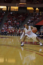 12 December 2009: Lloyd Phillips. The Purple Eagles of Niagara defeat the Redbirds of Illinois State 76-68 on Doug Collins Court inside Redbird Arena in Normal Illinois.