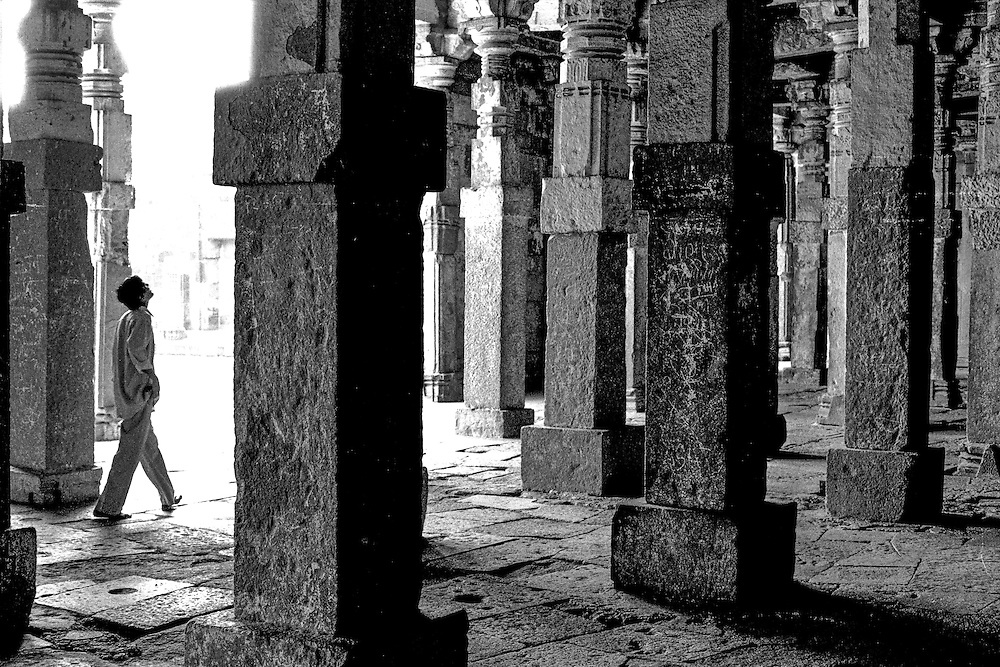 Daulatabad, India: Inside the fort
