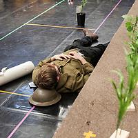 THE 306: DUSK - rehearsal