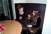 RUBY BOGLIONE; SILVY PILKINGTON, Launch of Nicky Haslam's book Redeeming Features. Aqua Nueva. 5th floor. 240 Regent St. London W1.  5 November 2009.  *** Local Caption *** -DO NOT ARCHIVE-© Copyright Photograph by Dafydd Jones. 248 Clapham Rd. London SW9 0PZ. Tel 0207 820 0771. www.dafjones.com.<br /> RUBY BOGLIONE; SILVY PILKINGTON, Launch of Nicky Haslam's book Redeeming Features. Aqua Nueva. 5th floor. 240 Regent St. London W1.  5 November 2009.
