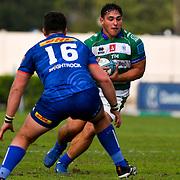 Treviso, Italy, 25/09/2021 Stadio di Monigo<br /> United Rugby Championship Benetton Vs Stormers<br /> Ivan Nemer