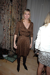 PAOLA THOLSTRUP at an Evening at Sanderson in Aid of CLIC Sargent held at The Sanderson Hotel, 50 Berners Street, London W1 on 15th May 2007.<br />